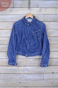Vintage pour femmes LEVI S conçu Veste en jeans diverses couleurs xs ... 6bf714ea6968