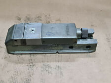 Swiss Gressel 25kn Hydraulic Precision Vise For Cnc Milling Machines 100mm 4 Inc