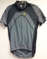 Inverse Life Cycling Short Sleeve Jersey In Gray