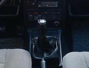Leder-Shift-Boot-GEAR-GAITER-Passform-Audi-100-C3-1982-1991