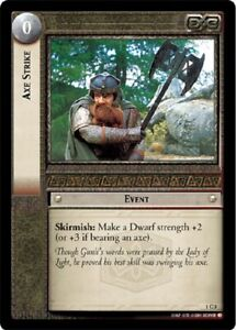 LOTR TCG The Saga of Elendil 1R114 Fellowship of the Ring Lord of the Ring MINT