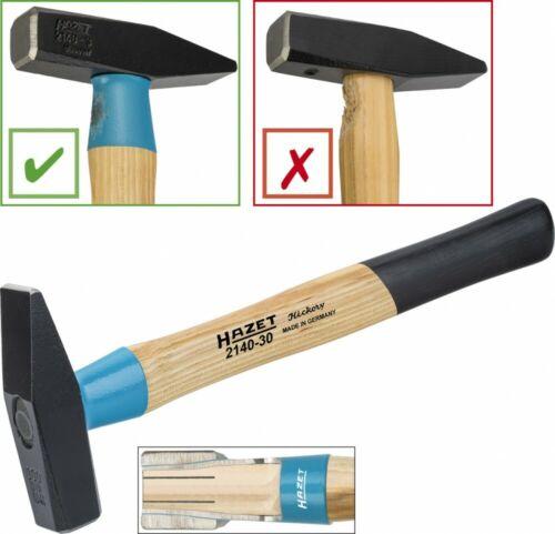 Hazet bluguard marteau serrurier Hammer 400 G 2140-40