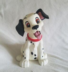Disney 101 Dalmatians Figural Puppy Bank Applause Retired Ebay
