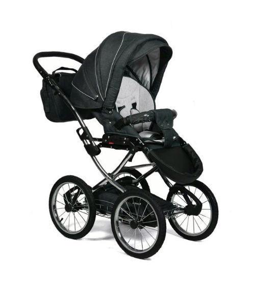 knorr classico hellgrau kombikinderwagen sportwagen einsitzer seat kinderwagen ebay. Black Bedroom Furniture Sets. Home Design Ideas