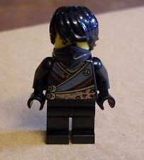 Lego Ninja Ninjago Cole - Rebooted Figur ( schwarz Halstuch Kole ) Neu