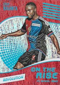 2017-Panini-Revolution-Soccer-039-On-The-Rise-039-Magna-Parallel-Serial-Numbered-to-49