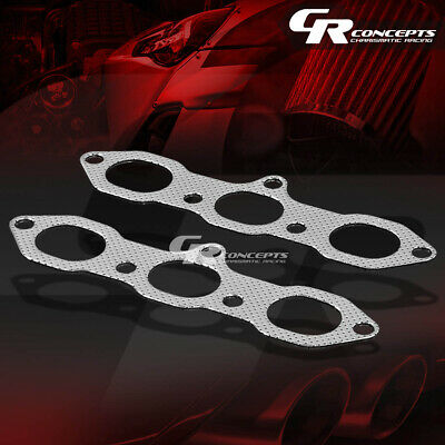 For Honda Accord//TL//CL 3.0 J30A1 V6 Engine Aluminum Gasket for Header Exhaust Manifold