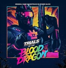Power Glove - Trials Of The Blood Dragon (Original Soundtrack) [New CD] UK - Imp
