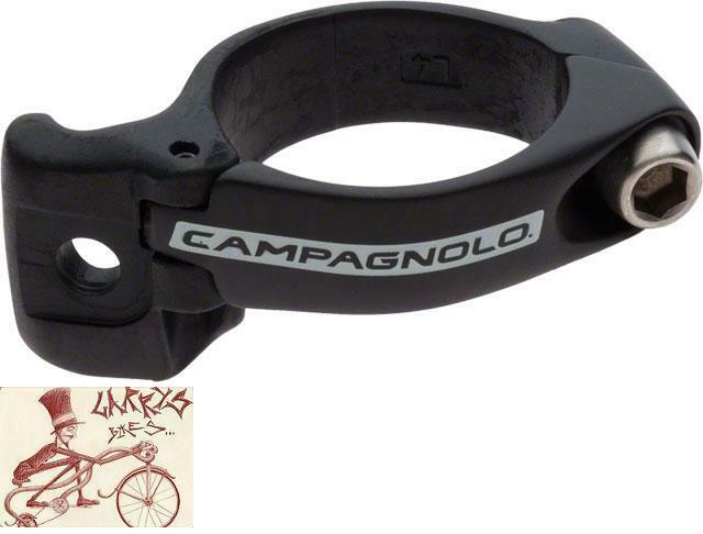 CAMPAGNOLO 32MM BRAZE ON FRONT BICYCLE DERAILLEUR ADAPTOR