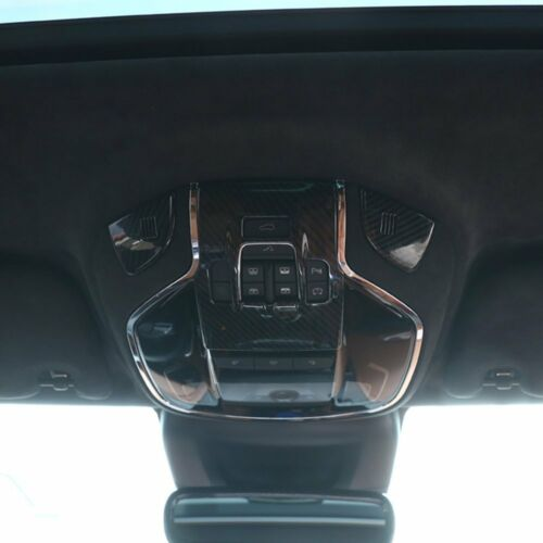 Kohlefaser Vorderseite Dach Leselicht Rahmen Für Maserati Levante Quattroporte