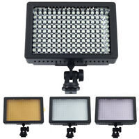 LD-160 LED Studio Camera Video DV Camcorder Hot Shoe Light for Canon Nikon DSLR