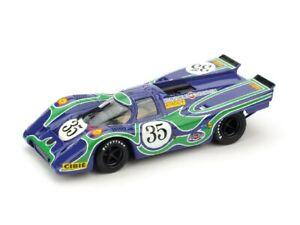 Model Car Scale 1:43 diecast Brumm Porsche 917K Martini N.35 vehicles
