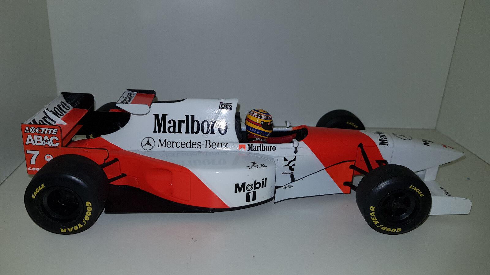 MINICHAMPS McLaren Mercedes MP4 10 M.bluendell 1995 1 18 530951817 MARLBgold