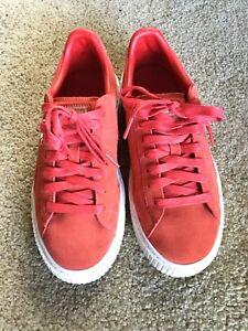 White Platform Sneakers Sz 8.5 $100