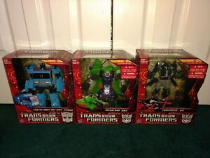 Points chauds Megatron Powerdive Generations Transformers Hong Kong Asie Gdo Misp!