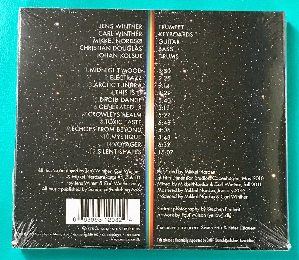 Jens Winther: Electrazz, jazz