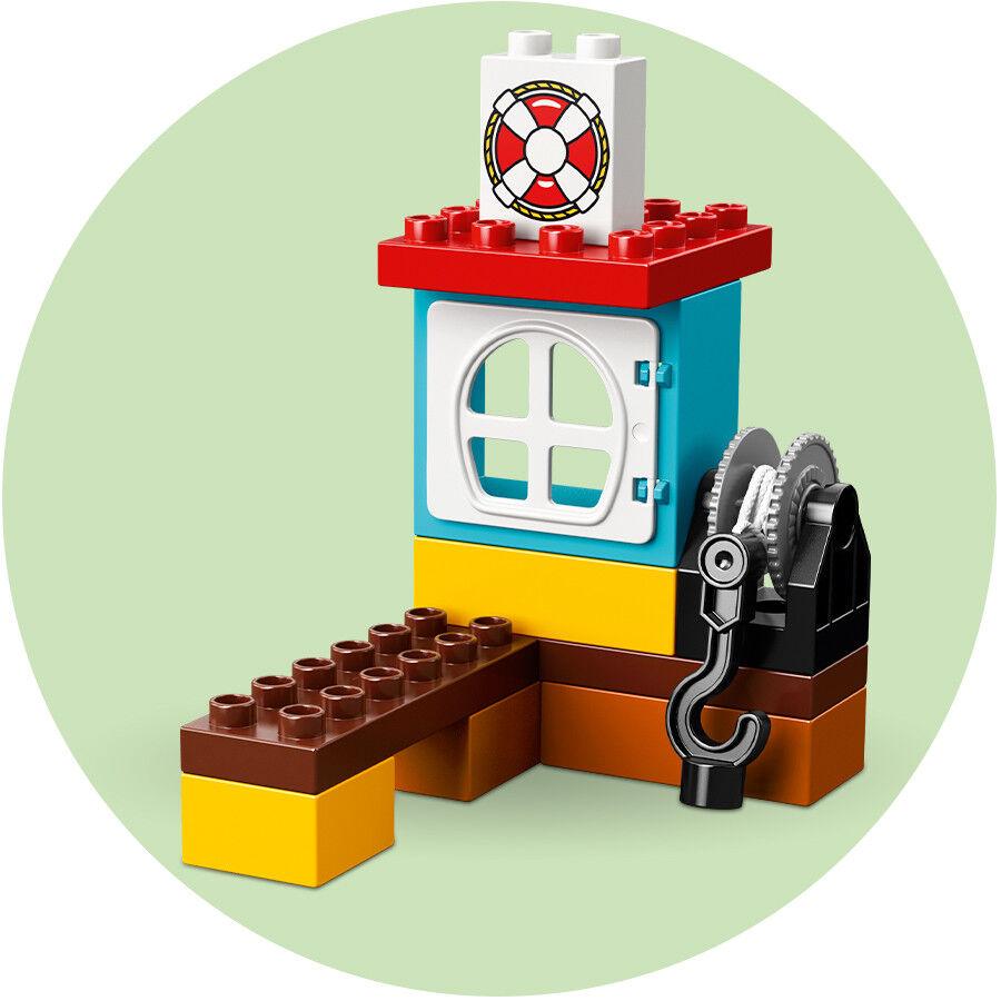 LEGO® LEGO® LEGO® DUPLO® 10881 Mickys Stiefel NEU OVP_ Mickey's Boat NEW MISB NRFB 6e0f82
