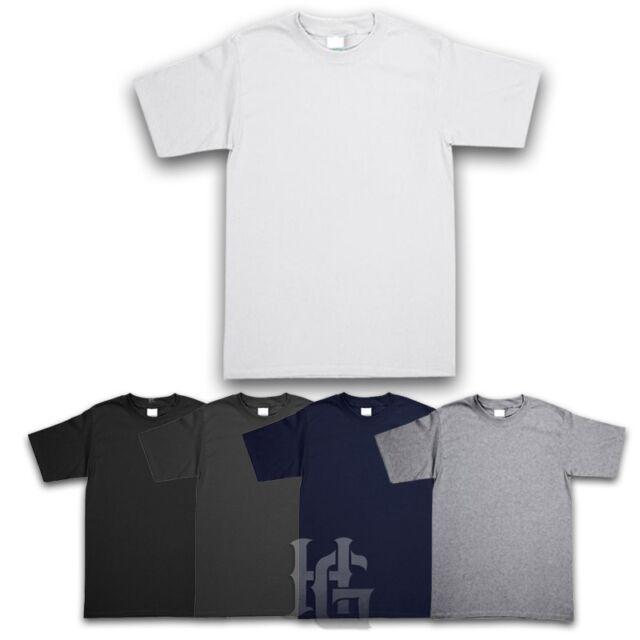 AlStyle Apparel AAA Short-Sleeve Plain T-shirts -- 1 PIECE (M - 3XL)
