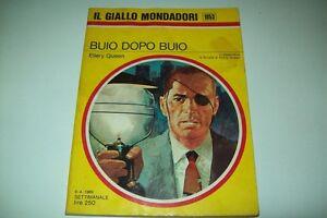 IL-GIALLO-MONDADORI-1053-ELLERY-QUEEN-BUIO-DOPO-BUIO-6-APRILE-1969-GRAN-APOCRIFO