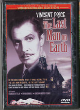 Vincent Price The Last Man on Earth DVD Widescreen Edition