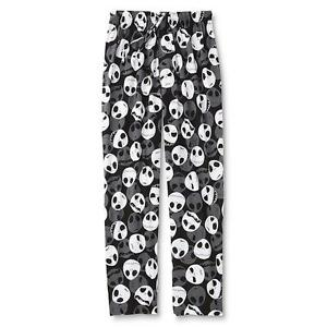 69762d2edf Image is loading Mens-Jack-Skellington-Sleep-Pants-Lounge-PJs-Nightmare-