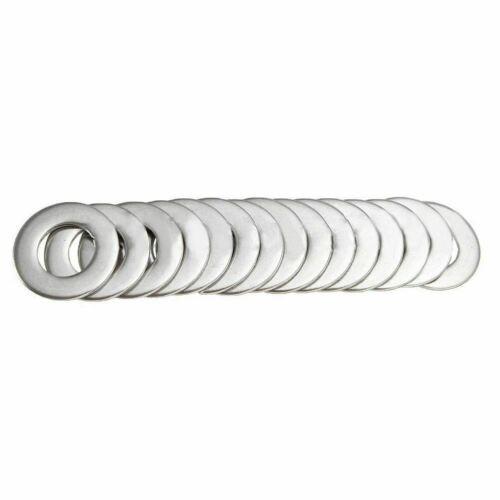 Flat washers M1.6//M2//M2.5//M3//M4//M5//M6//M8//M10//M12//M14//M16//M18//M20 Stainless steel