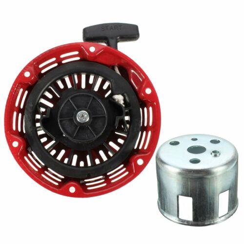 Pull Recoil Starter /& Cup For HONDA GX120 GX160 GX200 5.5HP 6.5HP GENERATOR USA