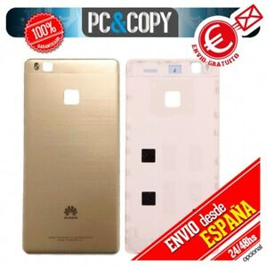 Tapa-trasera-bateria-dorada-Huawei-P9-lite-Cubierta-Carcasa-Recambio-Calidad-A