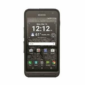 MINT-Kyocera-E6790-DuraForce-XD-AT-amp-T-Android-Smartphone-4G-LTE-RUGGED-Black