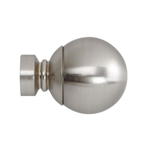 Rolls Neo 35mm Curtain pole Ball Finials