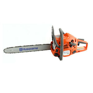 Husqvarna 240 14 Inch Bar 38 2 Cc 2 Cycle Gas Chainsaw
