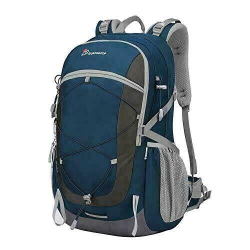 ✔✔ montagne 40 L Randonnée Sac à dos pour Camping 40 L-Bleu Saphir 1