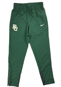Nike-Baylor-University-Bears-Team-Disruption-Pant-2-0-Women-039-s-Medium-Green-Grey