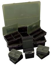 Fox Royale System Box Medium CBX067 Tacklebox Karpfenbox Kleinteilbox Box Angeln