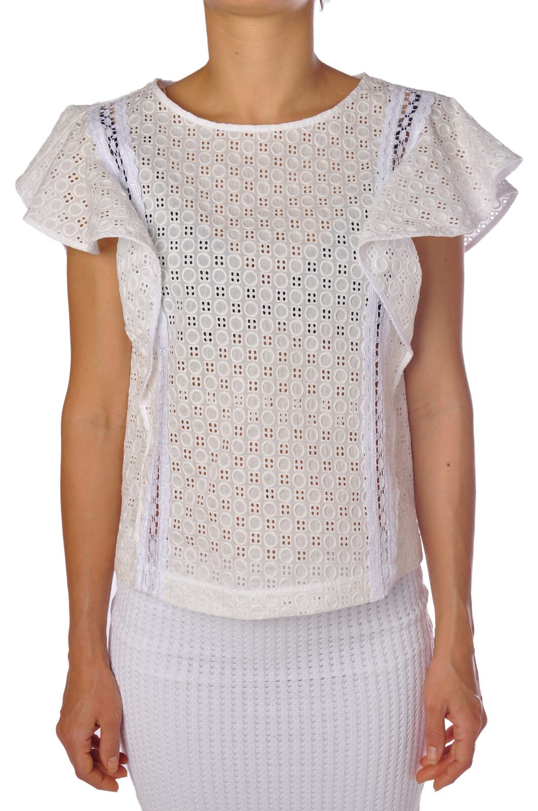 Rosao - Shirts-Blouses - woman - Blau - 803018C184807