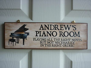 PERSONALISED-PIANO-ROOM-SIGN-PIANIST-GIFT-SHEET-MUSIC-ROOM-PIANO-OWN-NAME-PLAQUE