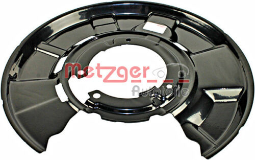 METZGER Brake Disc Splash Panel Rear Right For BMW E81 E82 E87 E88 34216792240