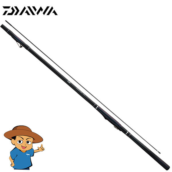 Daiwa MARKDRY interline 2-52HR 17' telescopic fishing spinning rod from JAPAN