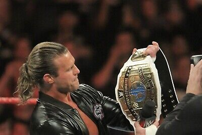 DOLPH ZIGGLER 4X6 COLOR PHOTO WWE ROH ECW TNA NXT HOH