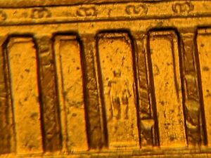 New DISCOVERY 2000-D Double Die Reverse Lincoln Memorial Cent Extremely RARE