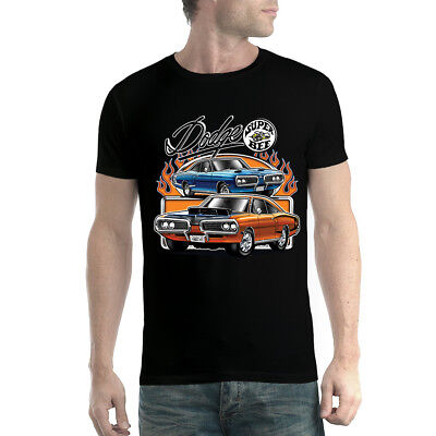 Dodge Super Bee Muscle Car Mens T-shirt XS-5XL