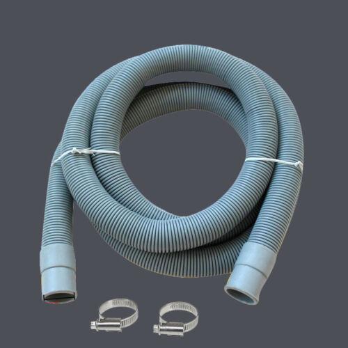 washing machine outlet pipe plastic hose UK General type 1.5m thick dishwasher