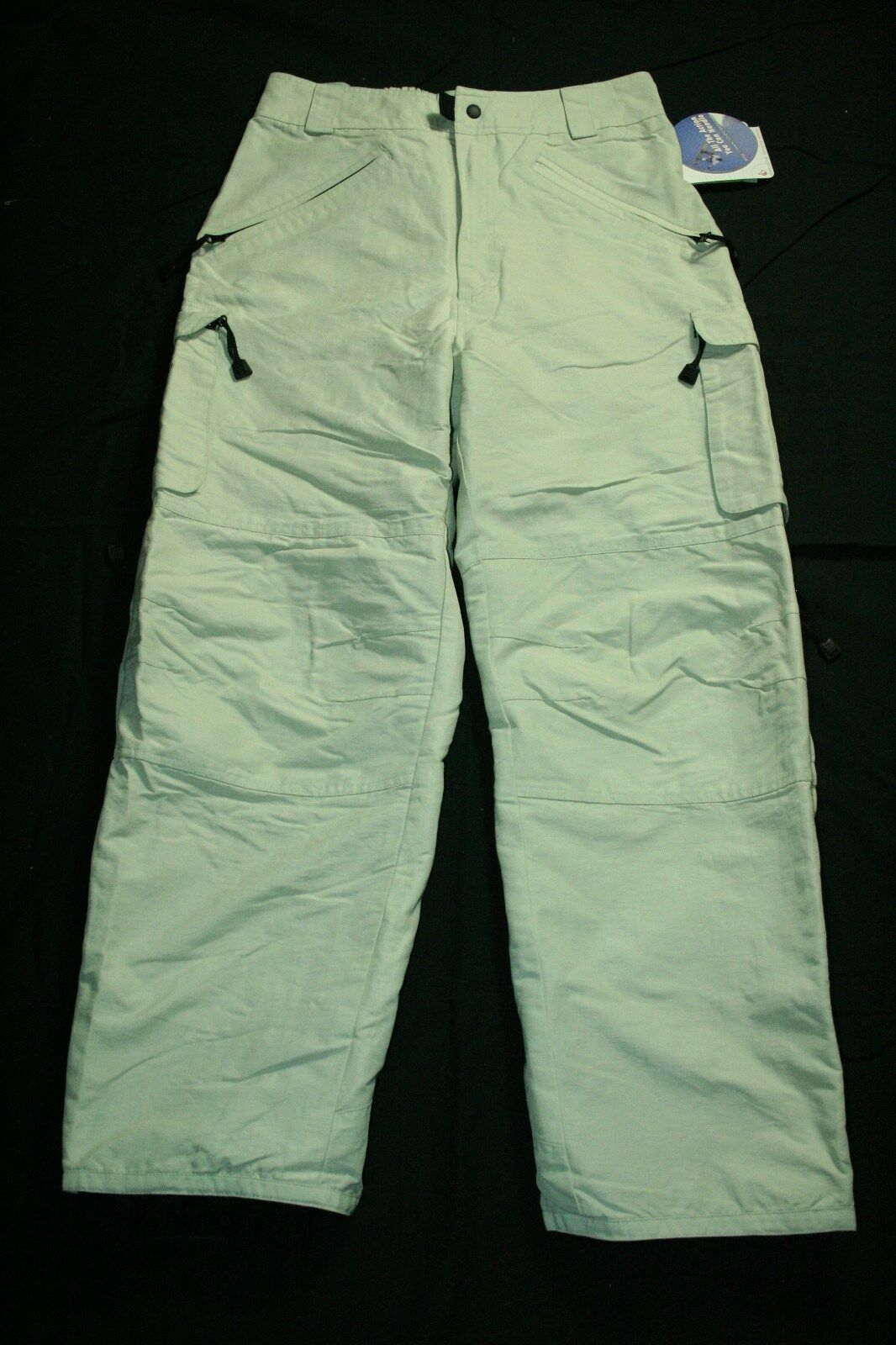 Mens Drift Performance Boardwear Ski Snowboard Pants Cargo size L NWT
