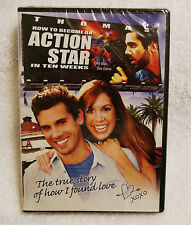 How To Become An Action Hero In Ten Weeks~DVD~Love~Humor~Romance~Autobiography