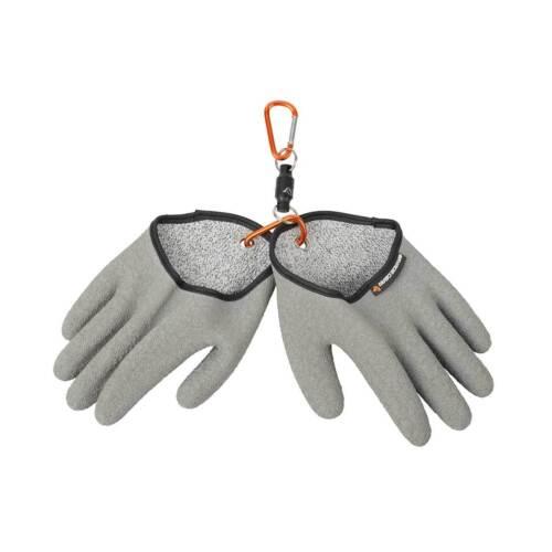 Savage Gear Aqua Guard Gloves Schutzhandschuh Landehandschuh Schnittfest Level 5