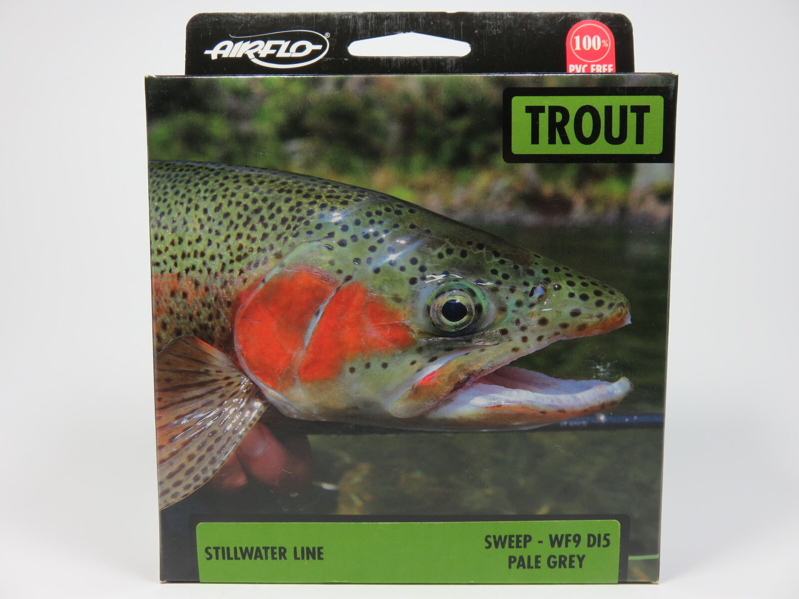 Airflo  Sixth Sense Trout Sweep Fly Line  WF9 DI5  top brands sell cheap