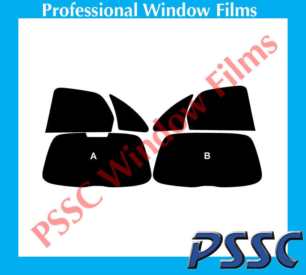 PSSC Pre Cut Rear Car Window Films - Citroen Xsara Picasso 1999-2015