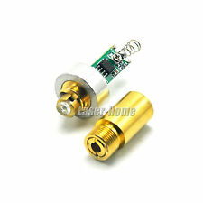 532nm 100mW Green Laser Dot Diode Module DIY for Laser Pointer/Torch w/ Driver