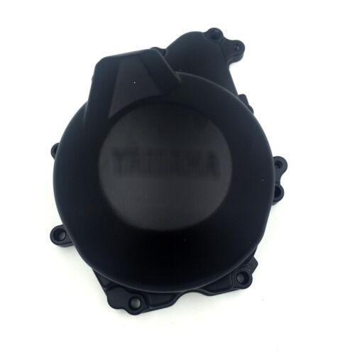 Engine stator cover for 2003-2005 Yamaha YZF-R6 Crankcase Left Black