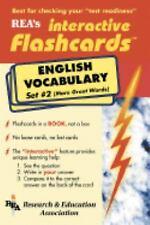 English Vocabulary - Set #2 Interactive Flashcards Book (Language Lear-ExLibrary